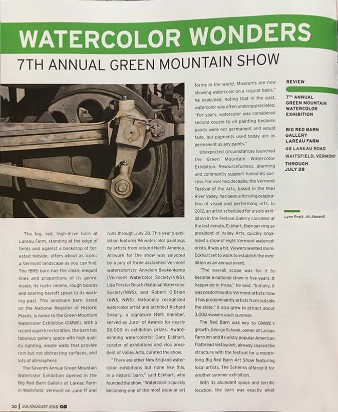 Artscope Magazine 2018a