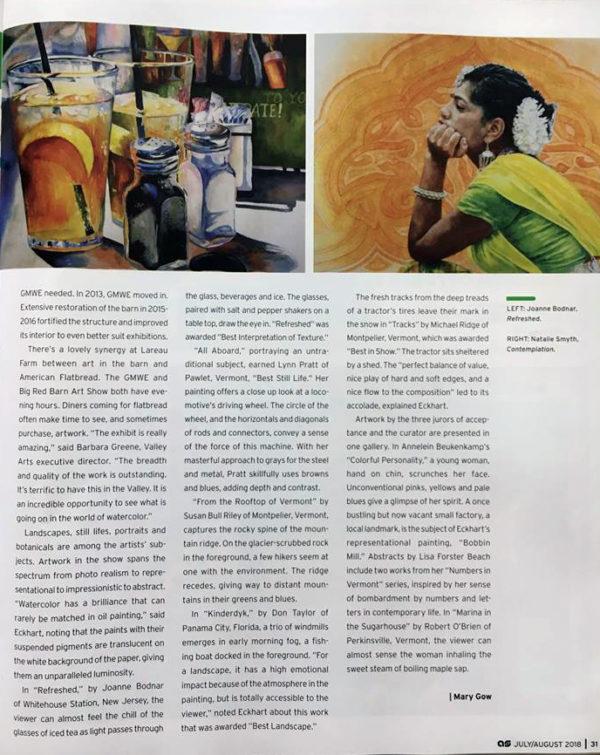 Artscope Magazine 2018b