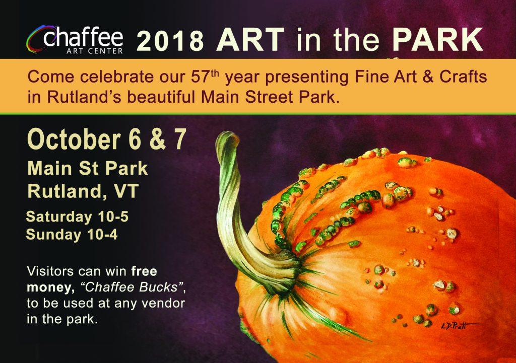 Chaffee Art Park 2018b