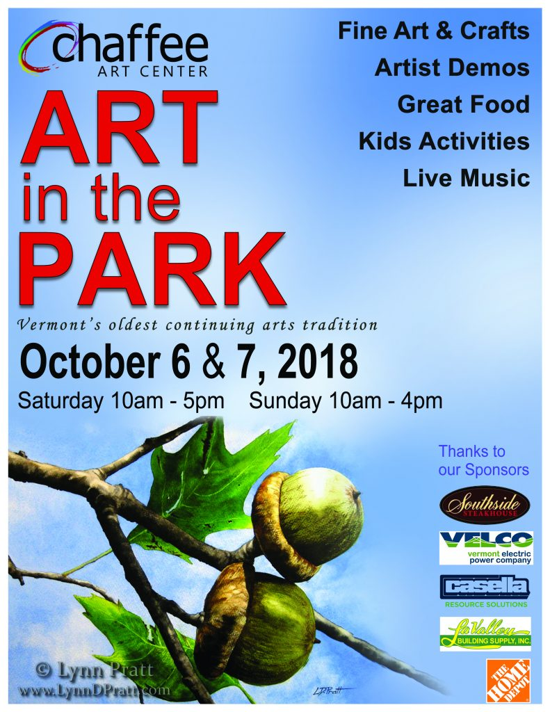 Chaffee Art Park 2018c